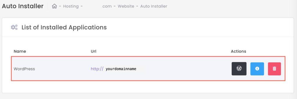 How to create a WordPress website on Hostinger