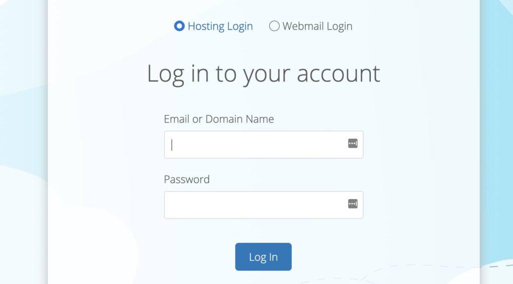 How to add WordPress website on Bluehost?
