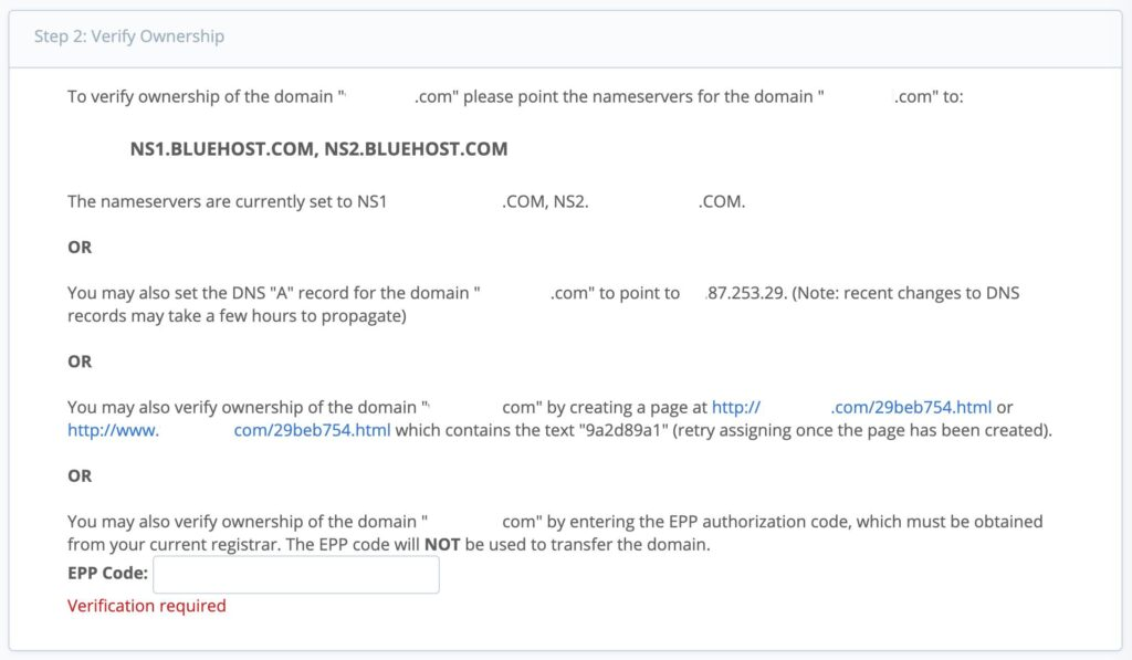 How to launch a WordPress website in Bluehost